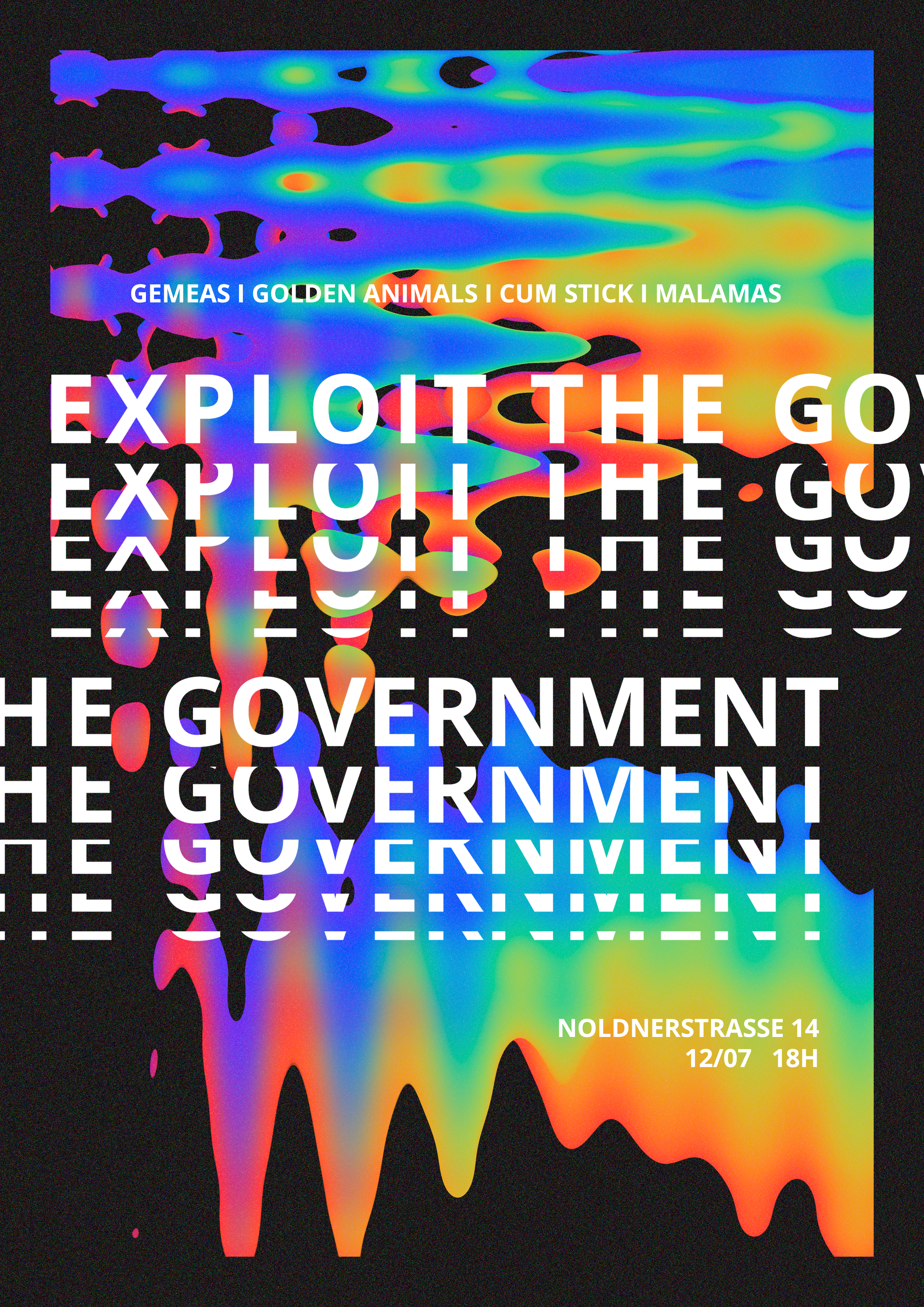 exploit the government